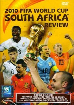 2010 FIFA World Cup South Africa Review (2 płyty DVD, oficjalny FIFA)