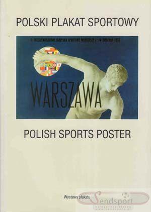 Polski Plakat Sportowy Zestaw Dwóch Publikacji