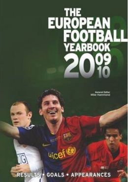 The European Football Yearbook - Edition 2009 / 2010 (oficjalny rocznik UEFA)